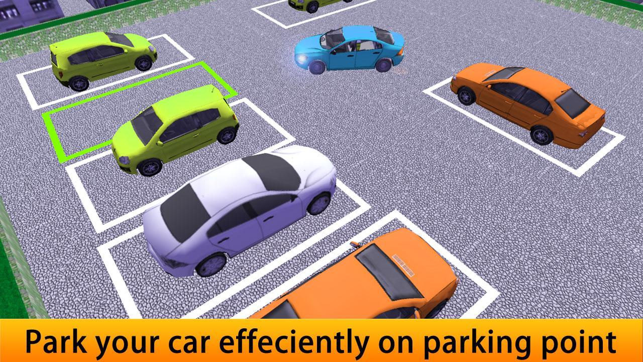 Guiding tips for parking car perfectly